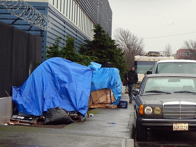 Ten years later, more homeless than ever in Seattle
